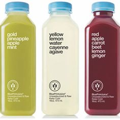 A new concept for fresh juice! This Russian line of juices is ...