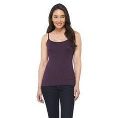Women's Favorite Cami Wowzer Red XXL - #Target #Coupon #Codes #Promocodes #Discounts #Deals #Offers