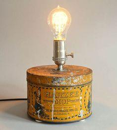 Vintage decor on pinterest ideas para mesas and love - Decoracion con lamparas ...
