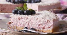 Pripravte si recept na Nepečená torta s čučoriedkovo-banánovým krémom s nami. Nepečená torta s čučoriedkovo-banánovým krémom patrí medzi najobľúbenejšie recepty. Zoznam tých najlepších receptov na online kuchárke RECEPTY.sk.