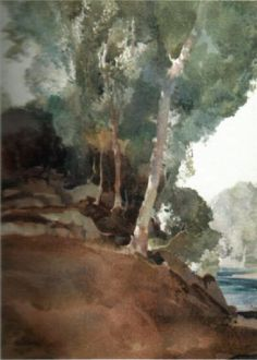 Sir William Russell Flint watercolor - Google Search