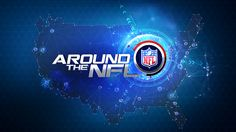 NFL: AROUND THE NFL (PITCH) on Behance