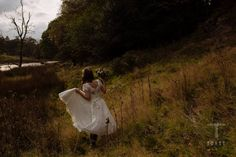 Wedding in the Lake District. Real Bride Vicky wore a Mooshki dress with photographs taken by the talented Toast of Leeds