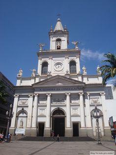 Onde se hospedar em Campinas - SP? Melhores opções de acordo com o seu propósito na viagem! Na foto: Catedral de Campinas