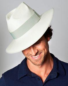 Fedora Trilby Panama Hat - MILAN - new handmade - FREE SHIPPING - Soft Pale Green light pistachio pastel sunbleeched man men - www.facebook.com/vaneastwoodhats