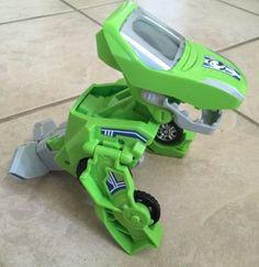 Sliver-The-T-Rex-Switch-Go-Dinos-VTech-Dinosaur-Tyranosaurus-Rex-Car
