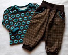 jongens broek en shirt