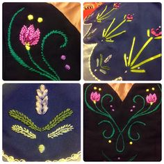 Frozen - Anna of Arendelle (traveling outfit) embroidery and beadwork Embroidery Stitches Tutorial, Embroidery Art, Embroidery Designs, Anna Coronation Dress, Anna Dress, Belle Dress, Elsa And Anna Birthday Party, Frozen Musical, Frozen Cosplay