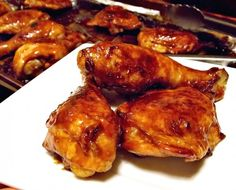 Oven Baked BBQ Chicken – Smell Whats Cooking