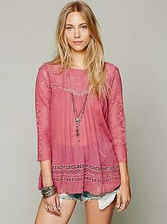 Free People FP ONE Golden Age Top at Free People Clothing Boutique