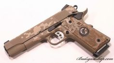 This gun is pure sexy! Nighthawk 1911 .45 caliber - http://www.rgrips.com/tanfoglio-limited/537-tanfoglio-limited-custom-for-sale.html
