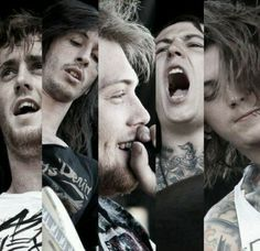 Just a little Asking Alexandria for you c: