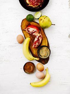 Jauhottomat banaaniletut