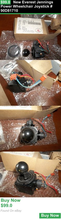 Wheelchair Parts 182130: New Everest Jennings Power Wheelchair Joystick # 90D81710 BUY IT NOW ONLY: $99.0