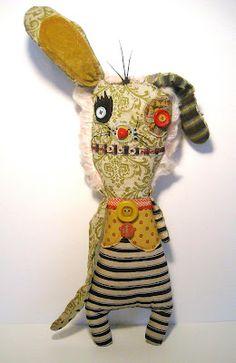 Junker Jane dolls!