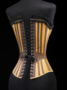 Corset Back | V Search the Collections