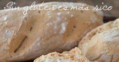 Recetas sin gluten Hamburger, Food And Drink, Gluten Free, Bread, Gluten Free Recipes, Cooking, Messages, Glutenfree, Sin Gluten