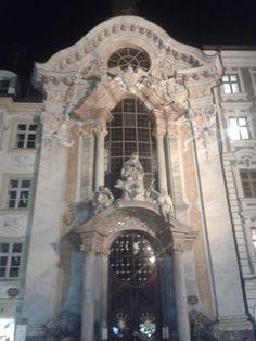 Old Stone House - Munich