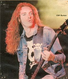 If Cliff stayed alive Metallica would've been much better... He was classic metallica member