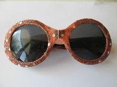 Sunglasses 70s Disco Style Glasses 60s Vintage Design seventies 60 70 Hippie new
