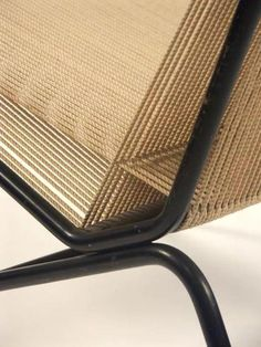 Lounge chair by Allan Gould,