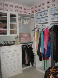 Denise Richard's Closet
