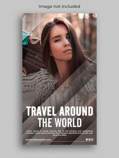 Download this Travel instagram social media story Premium Psd, and discover more than 11 Million Professional Stock Photos on Freepik. #freepik #psd #travel #trip #socialmediastory