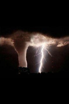 Incredible tornado picture...