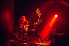 photo by Daisy Reilly AATF live at Les Trois Baudets, Paris France