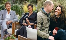 The Duke, 36, and Duchess of Sussex, 39, have been 'playing into the cult of celebrity' in a 'popularity contest' with the Cambridges, Duncan Larcombe told The Sun.