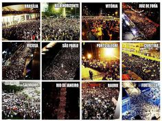 #VemPraRua #OGiganteAcordou #ForaFeliciano #ForaFelicianus #ForaRenan  #NaoPec37 #ChangeBrazil #SemViolencia  https://www.facebook.com/LembraremosDeVoceNaEleicao
