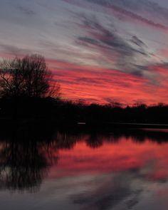 "Sam Calhoun on Instagram: ""Another of last nights sunset, Huntsville, AL ... #explore #getoutstayout  #optoutside #getoutide #adventuretime #travelblogger #travel…"""
