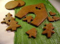 In English G alletas de jengibre para decorar.....¿Decorar? ...¡Sera comer jejeje! Estas son las galletas estrellas para la temporad...