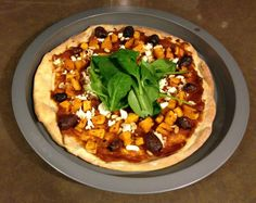Serves 1-2 Sometimes in life, you can have too much of a good thing and that's never more true for pizzas and cheese. No cheese please! I usually take a miss on the Mozzarella but at little b…