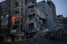 Aleppo, Syria. November 2012 by Narciso Contreras