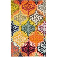 Found it at Wayfair Supply - Barcelona Multi Area Rug