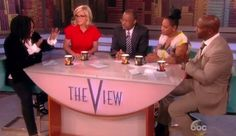 Dr. Ben Carson riles up Whoopi with welfare truth; has conservatives cheering on 'The View'