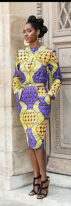 African Fashion Is Hot African Fashion Designers, African Inspired Fashion, African Men Fashion, African Fashion Dresses, Ethnic Fashion, African Women, African Attire, African Dress, Sandro