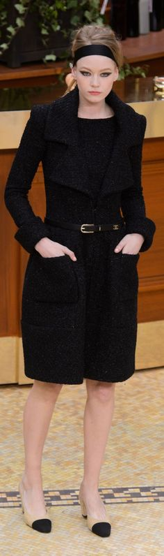 Chanel RTW AW 2015-16 #BrasserieGabrielle Visit espritdegabrielle.com   L'héritage de Coco Chanel