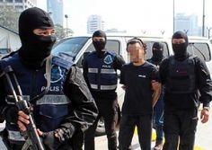 SelInform: Malaysia Tangkap Beberapa Terduga ISIS