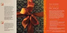 A la carte #hampers & #Festive  Season Package at Four Seasons Hotel Bangkok. #Christmas #NewYear @FSBangkok