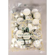 Fortune Products Candle-Lite Tea Light Candle (Set of 6)