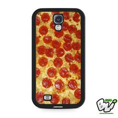 Pepperoni Pizza Samsung Galaxy S4 Case