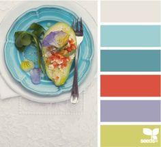 Blurb ebook: Edible Color by Seed Design Consultancy LLC