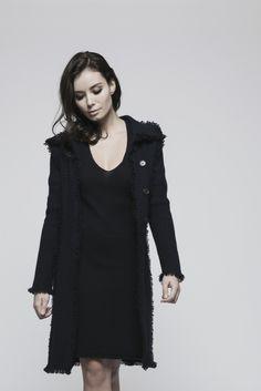 Cashmere Coco Coat #Coat #NUANCASHMERE #Fashion