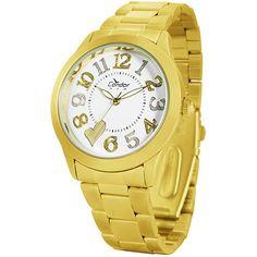1f6a896b1bb Relógio Feminino Condor Analógico Fashion Kx860844b