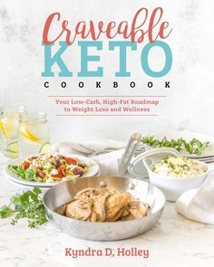 Craveable Keto Cookbook and a HUGE GIVEAWAY!