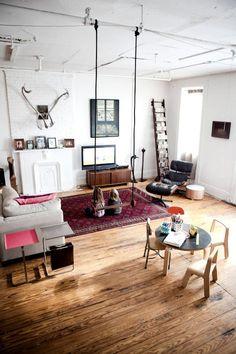 swinging family room