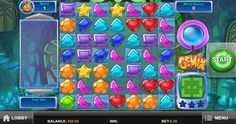Play n Go are known to be one of the top developers of arcade games and this has again been manifested in the newly released #Gemix #Mobile Slot. This slot is colourful,#easy to play and #extremely #addictive so be prepared to spend a considerable amount of your day playing it.