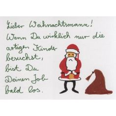 1000 images about lustige weihnachtskarten on pinterest weihnachten merry christmas and - Niedliche weihnachtskarten ...